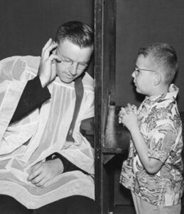 Confession and the Holy Mass, are essential for us to remain healthy and strong spiritually