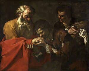 Master of the Annunciation to the Shepherds, active 1630-1660; The Return of the Prodigal Son