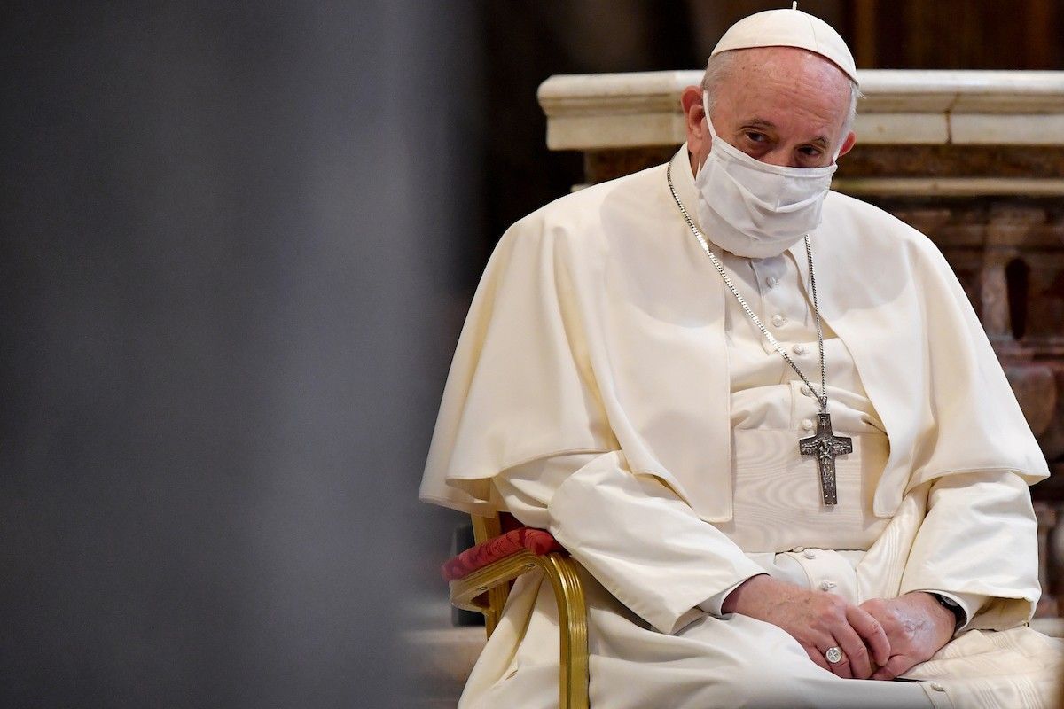 ITALY-VATICAN-RELIGION-POPE-PEACE